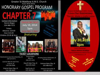Guest  Messenger Pastor Monte Maddox Hopewell Missionary Baptist Church Lowndesboro , Al