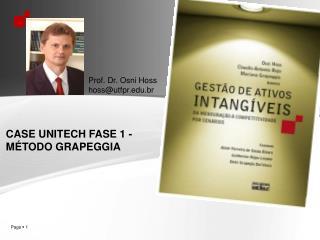 Prof. Dr. Osni Hoss hoss@utfpr.br