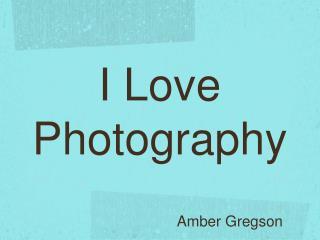 Amber Gregson