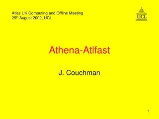 Athena-Atlfast