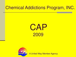 Chemical Addictions Program, INC.