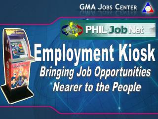Employment Kiosk