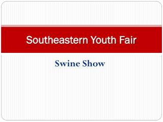 Southeastern Youth Fair