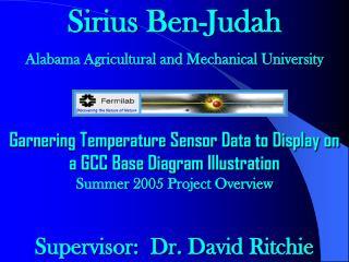 Sirius Ben-Judah Alabama Agricultural and Mechanical University