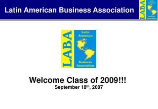 Latin American Business Association