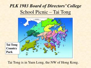 PLK 1983 Board of Directors' College