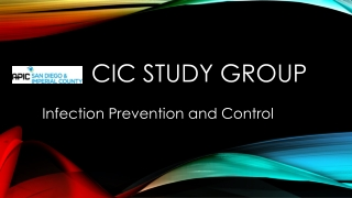 A Certification Study Group