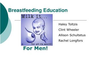 Breastfeeding Education