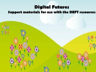 Digital Futures