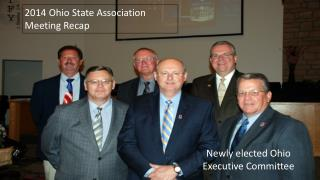 2014 Ohio State Association Meeting Recap