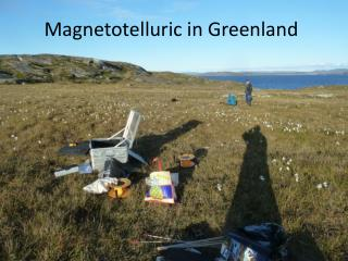 Magnetotelluric in Greenland