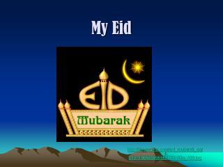 My Eid