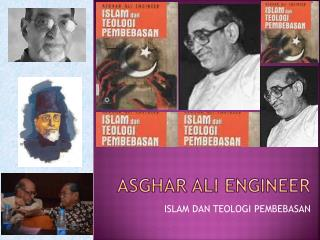 Asghar  Ali Engineer