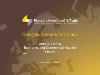 Doing Business with  Croatia