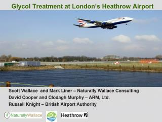 Glycol Treatment at London's Heathrow Airport