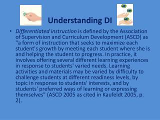 Understanding DI