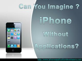 iPhone Application Developers – Offshore iPhone Apps Development Company