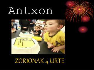 Antxon