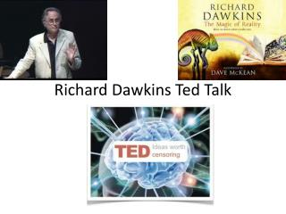 Richard Dawkins Ted Talk
