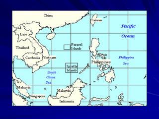 Maritime zones
