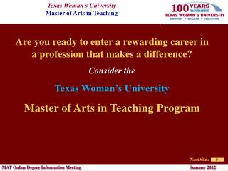 Are you ready to enter a rewarding career in a profession that makes a difference? Consider the