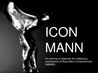 Icon Mann Deck