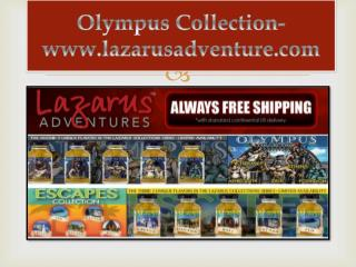 Olympus Collection-www.lazarusadventures.com