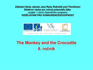 The Monkey and the Crocodile 8. ročník