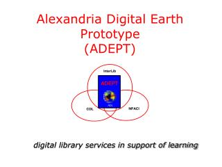 Alexandria Digital Earth Prototype (ADEPT)
