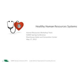Healthy Human  Resources Systems