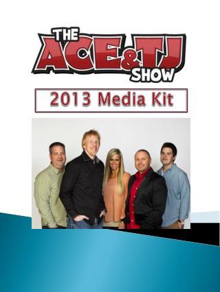 2013 Media Kit