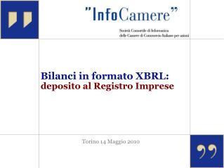 Torino 14 Maggio 2010