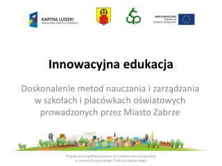 Innowacyjna edukacja