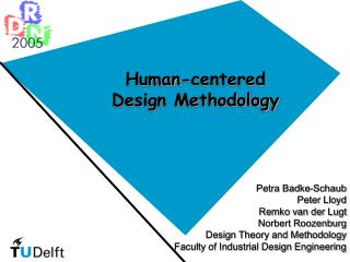 Human-centered  Design Methodology