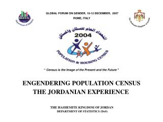 """  Census is the Image of the Present and the Future  """