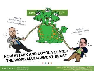 How AtTask and Loyola Slayed the Work Management Beast