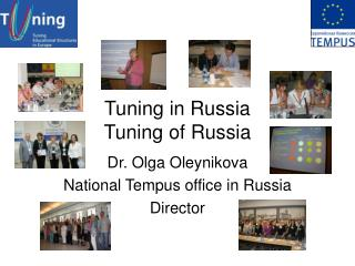 Tuning in Russia Tuning of Russia
