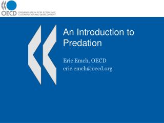 An Introduction to Predation