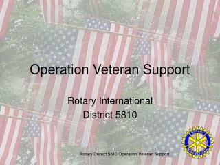 Operation Veteran Support