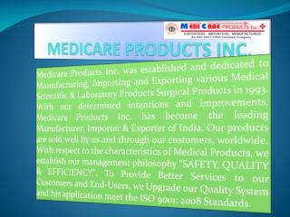 Surgical & Ophthalmic Sutures Manufacturers