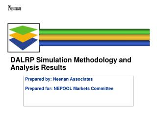 DALRP Simulation Methodology and Analysis Results