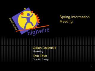 Gillian Oakenfull Marketing