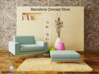 Buy Office Furniture Online: Barcelona Concept Store