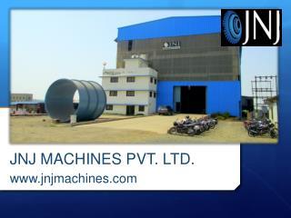 JNJ MACHINES PVT. LTD. jnjmachines