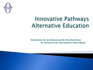 Innovative Pathways Alternative Education