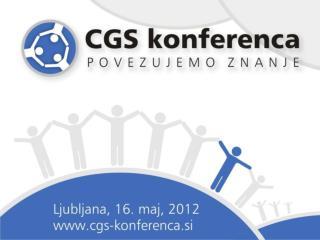 CGS izkušnje pri zagotavljanju kakovostnih  hidrometričnih  in meteoroloških meritev