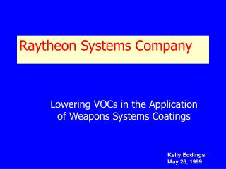 Raytheon Systems Company