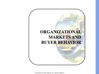 Business marketingOrganizational buyers