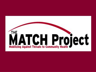 The MATCH Project is a community-based preparedness  initiative of the