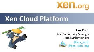 Xen Cloud Platform